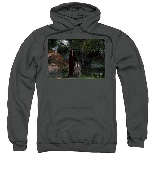 Hour Of The Wolf Sweatshirt