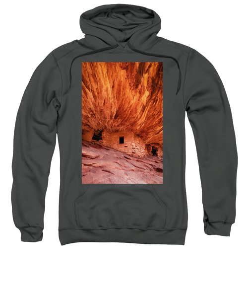 House On Fire Sweatshirt