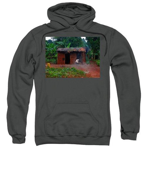 Housecleaning Africa Style Sweatshirt by Exploramum Exploramum