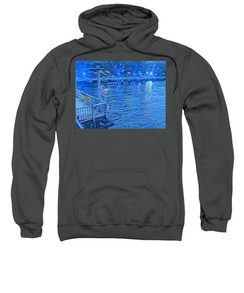 Hudson Electric Sweatshirt
