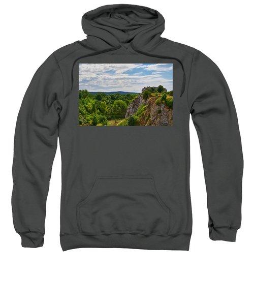 Hug A Rock Sweatshirt