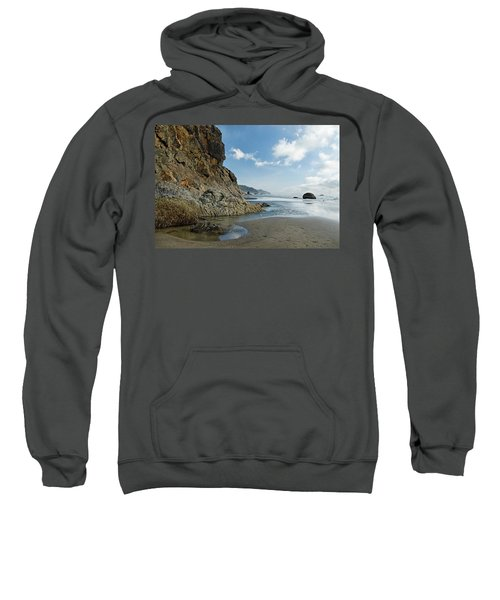 Hug Point Beach Sweatshirt