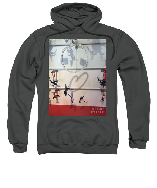 Hummingbird Shadows Sweatshirt