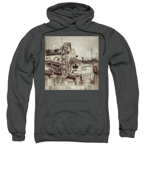 Hunan Home's  Sweatshirt