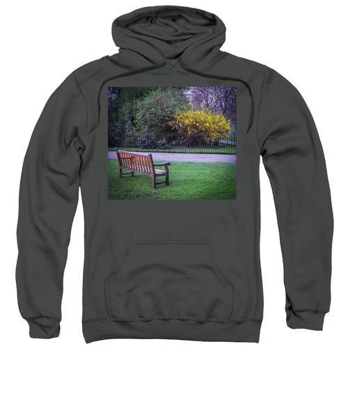 Hyde Park Bench - London Sweatshirt