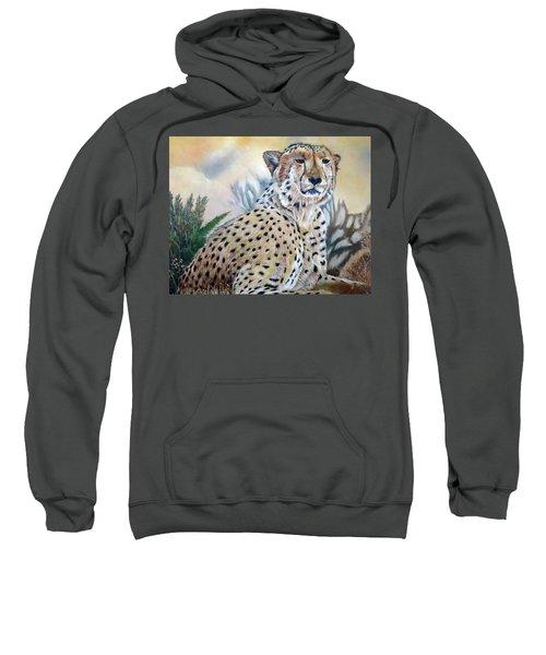 I Am Cheetah 2 Sweatshirt