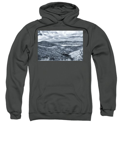 Sweatshirt featuring the photograph I Found My Thrill by Alison Frank