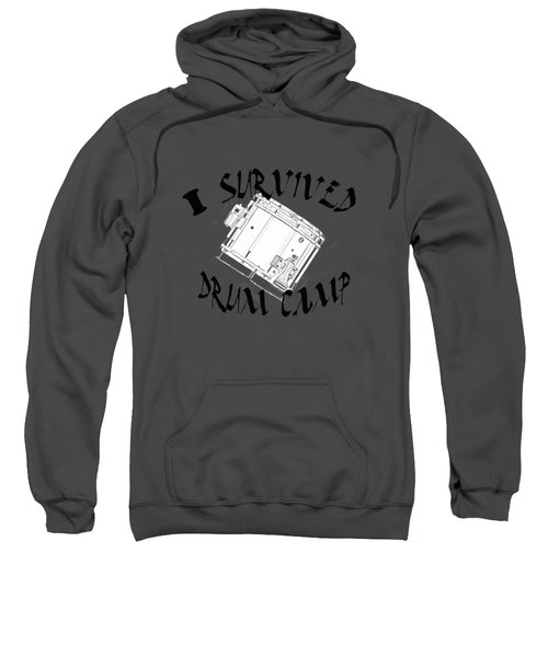 I Survived Drum Camp Sweatshirt