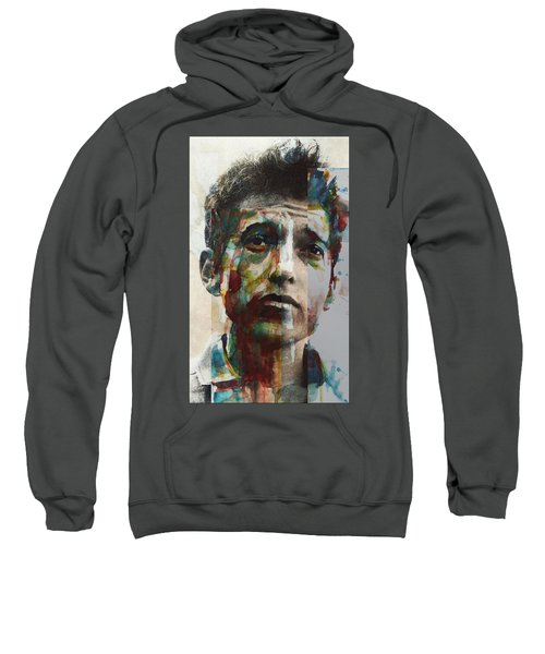 I Want You  Sweatshirt by Paul Lovering
