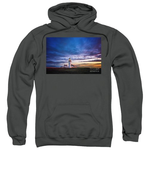 I Will Follow You Into The Dark Sweatshirt