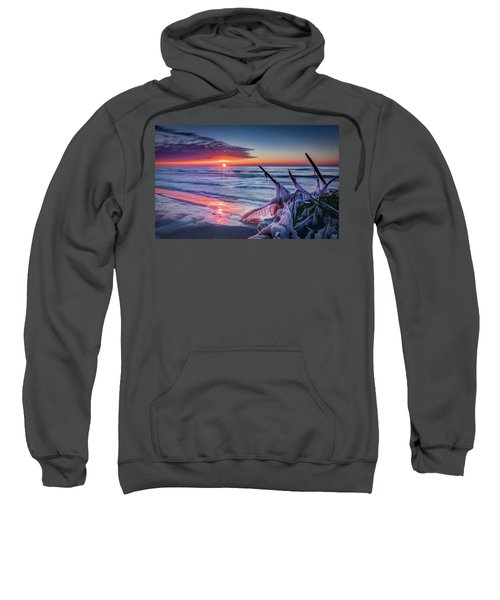 Ice Age Sunrise 1 Sweatshirt