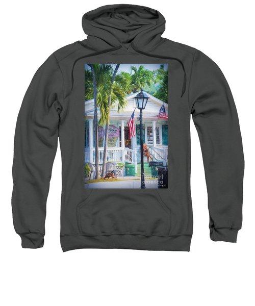 Ice Cream In Key West Sweatshirt