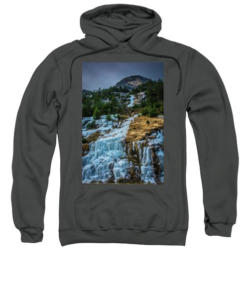 Ice Fall Sweatshirt