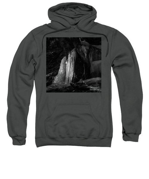 Icicle Of The Forest Sweatshirt