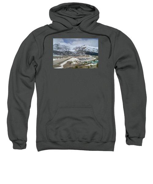 Icefields Parkway Highway 93 Sweatshirt
