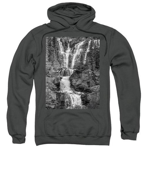 Icefields Waterfall Sweatshirt