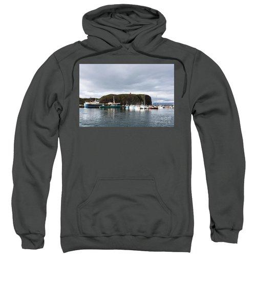 Iceland Fisherman Harbor Sweatshirt
