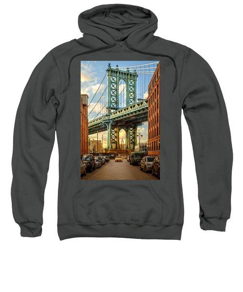Iconic Manhattan Sweatshirt