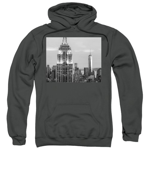Iconic Skyscrapers Sweatshirt
