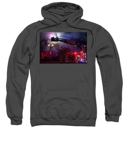 Ict - Burning Sweatshirt