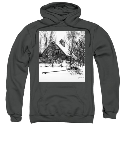 Idle Time - Waiting For Spring Sweatshirt