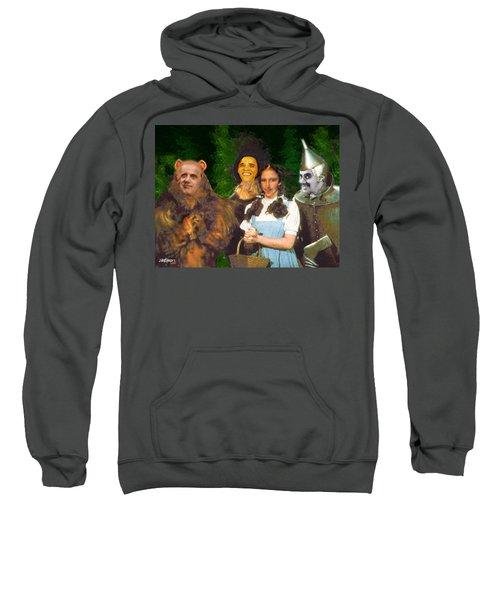 If I Only Had A Brain Sweatshirt
