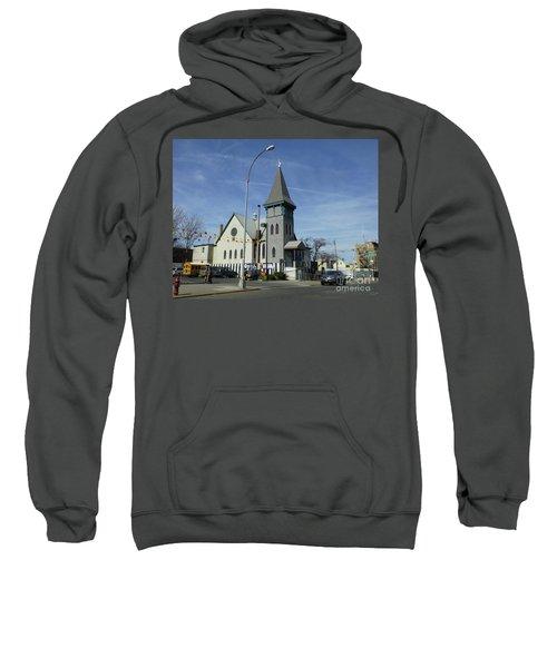 Iglesia Metodista Unida Church Sweatshirt
