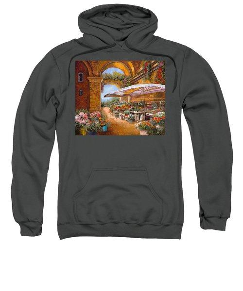 Il Mercato Sotto I Portici Sweatshirt