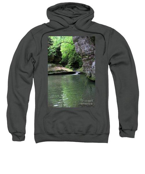Illinois Canyon Summer Sweatshirt