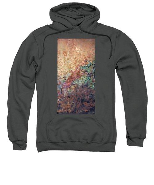 Illuminated Valley II Diptych Sweatshirt