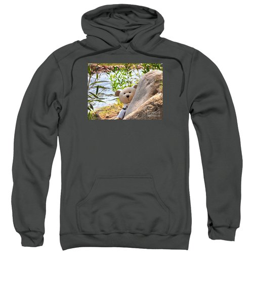 I'm Not Lost...because I Found You Sweatshirt