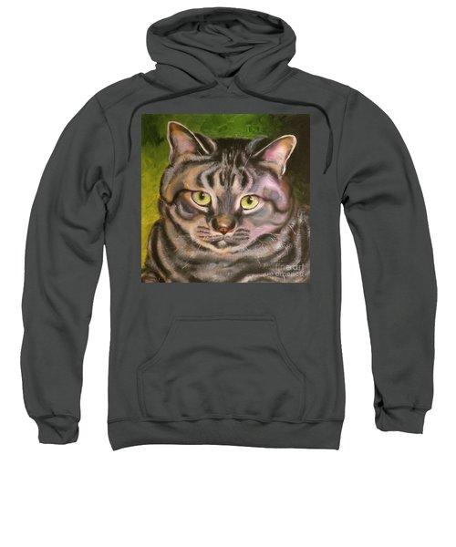 Im Your Man Tabby Sweatshirt