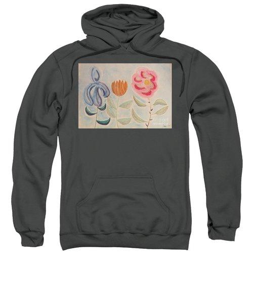 Imagined Flowers Two Sweatshirt