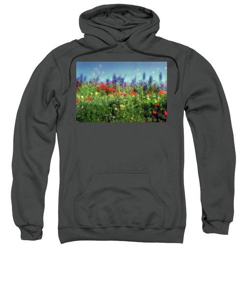 Impressionistic Springtime Sweatshirt