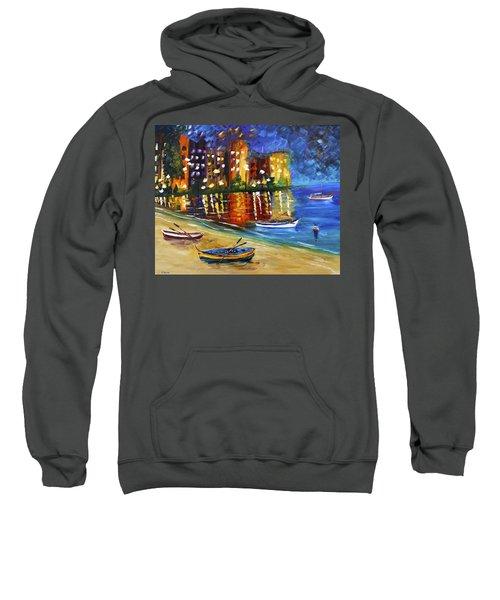 In For The Night Sweatshirt