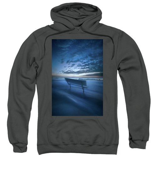 In Silence And Solitude Sweatshirt