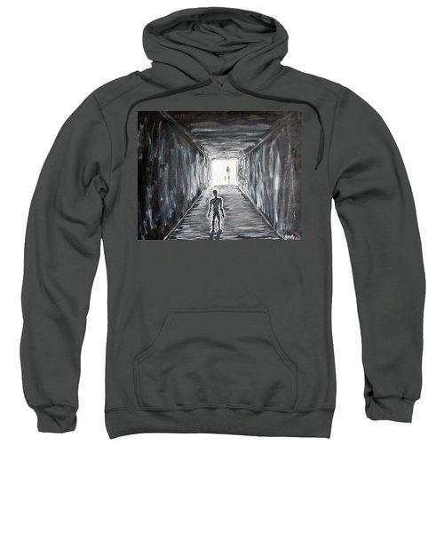 In The Light Of The Living Sweatshirt
