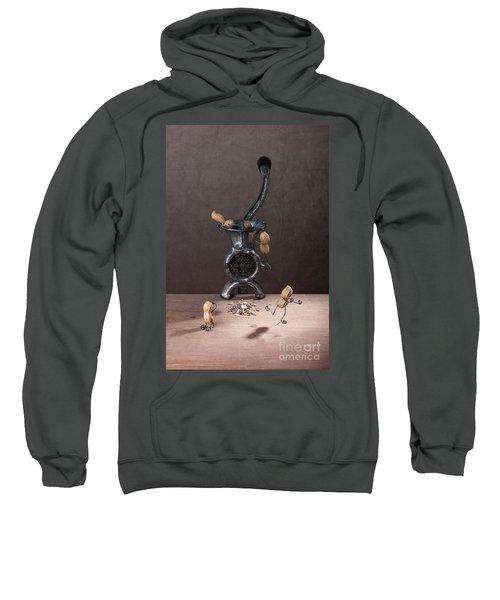 In The Meat Grinder 01 Sweatshirt