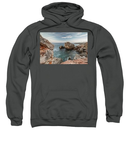 In The Middle Of The Rocks Sweatshirt
