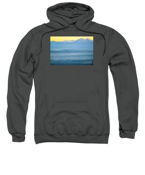 In The Mist 4 Sweatshirt