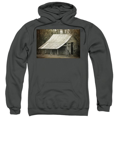 In The Niche Of Time Sweatshirt