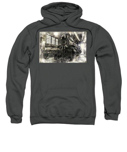 In The Roundhouse Sweatshirt