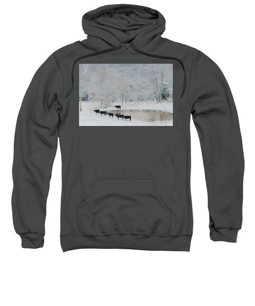 Indian File Sweatshirt