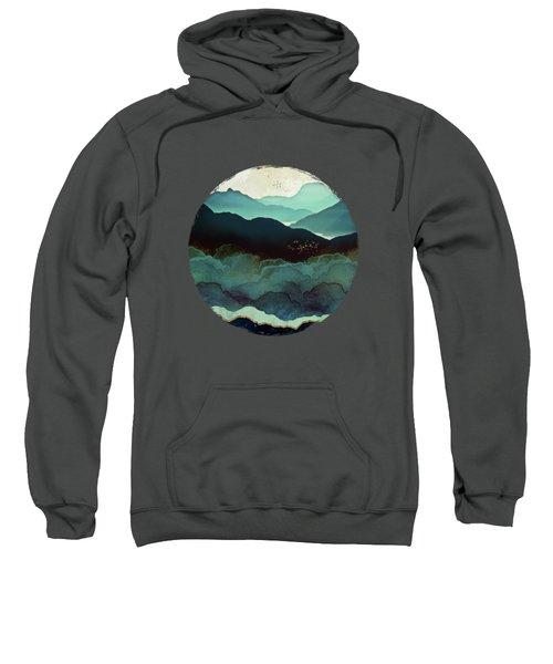 Indigo Mountains Sweatshirt