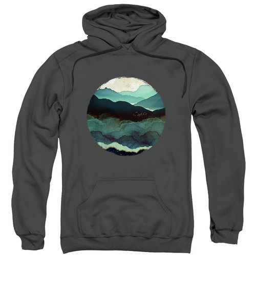 Indigo Mountains Sweatshirt