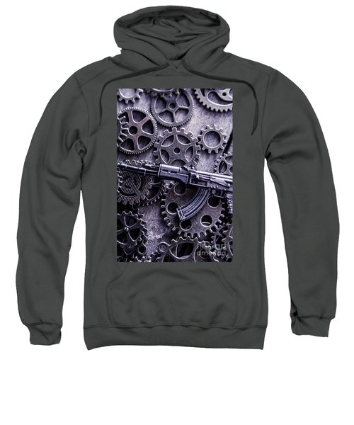 Industrial Firearms  Sweatshirt