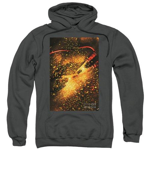 Industrial Jump Start Sweatshirt