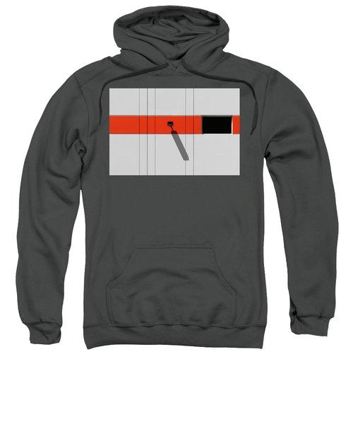 Industrial Minimalism 33 Sweatshirt