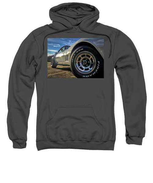 Indy 500 Color Sweatshirt