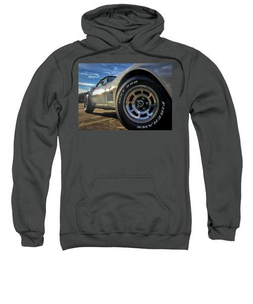 Indy 500 Color Sweatshirt